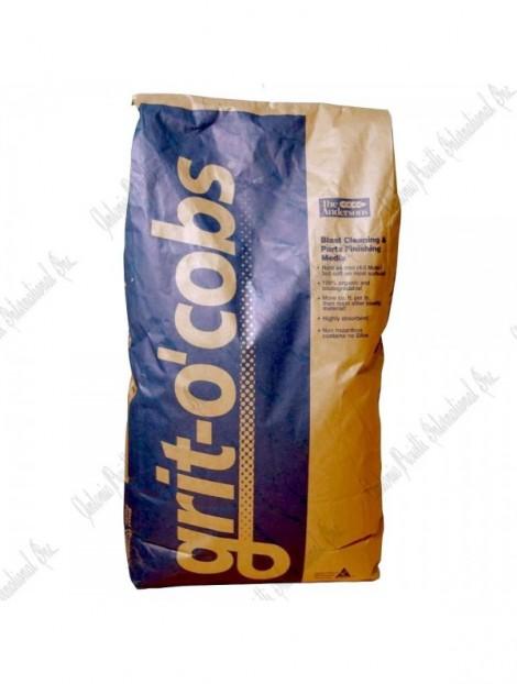 Grit-o-cobs 14/20 / bag / 22.68 kg (50 lb.)