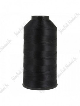 Bonded nylon thread size 33 tex 35 4 oz. / 3500 yd. - black