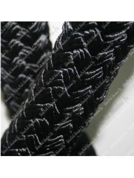 Braided poly cord 5 mm / Gr (144 yards)