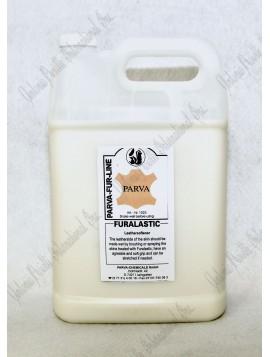 Furalastic leather softener