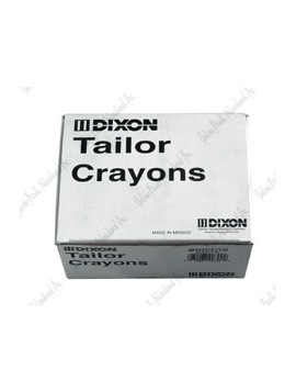 "Dixon Tailor Crayons  2"" square / each"