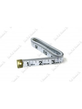 Fiber glass measuring tape 60""