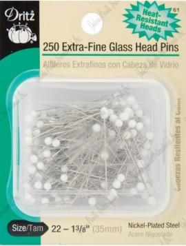 pins head