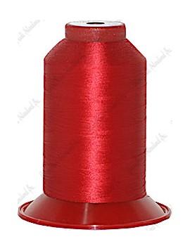 Serafil 200/2 soft poly tex 10 / 5000 m / cone - red