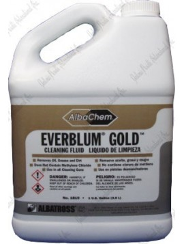 EVERBLUM gold cleaning fluid / 3.78 l.(1 gal.)