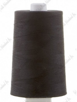 "NBT ""Alert"" size No. 00 black cotton quilting thread / 6000 yd. spool"