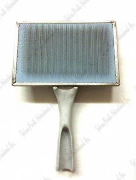 Large Metal Fur Brush
